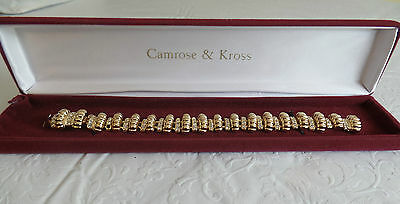 Camrose And Kross Jacqueline Kennedy Reproduction Bracelet