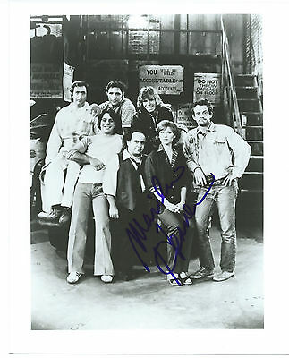 MARILU HENNER Hand Signed 8x10 Autographed Photo w/COA - TAXI