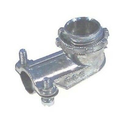 """3/8"""" BX 90 degree connector, QTY 25"""