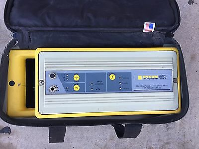 Rycom 8878 Cable and Fault Pipe Locator (Transmitter And Receiver)