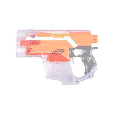 Worker Kriss Vector Style Kit Picatinny Combo 4 Item for Nerf Stryfe Color Clear