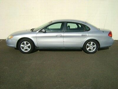2001 Ford Taurus  2001 FORD TAURUS SES LOW 68K MILES ACCIDENT FREE SMOKE FREE LEATHER NO RESERVE!!