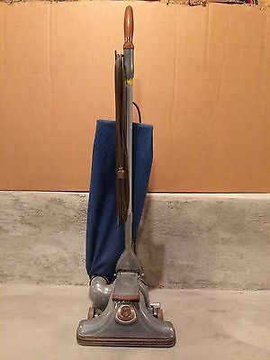 VINTAGE KIRBY Sanitronic VII Upright Vacuum Cleaner--In Working Order!!!