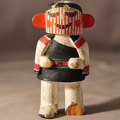 Nice Antique Native American Indian Hopi Kachina Doll