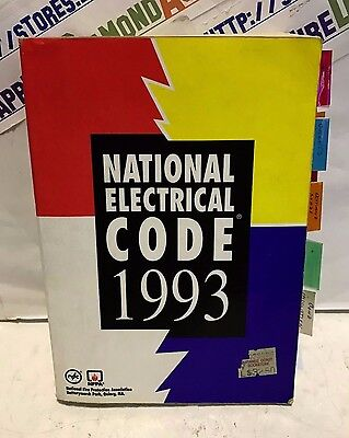 National Electrical Code 1993 Used!