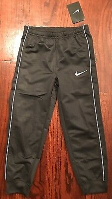 NWT Boy's Nike Jogger Athletic Pants ANTHRACITE 86A471 SZ 7 brand new with tags