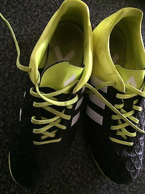 Soccer Shoes Adidas Indoor US 8
