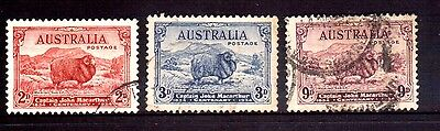 AUSTRALIA 1934 Macarthur Sheep cent MUH