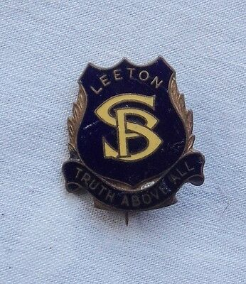 Leeton Primary School Nsw Badge