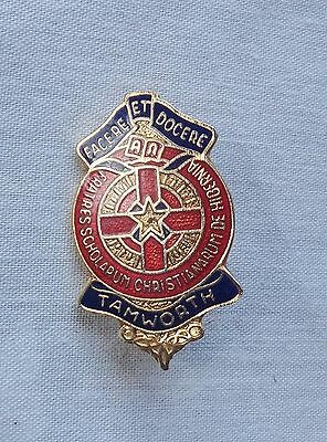 Tamworth  School  College Nsw Badge
