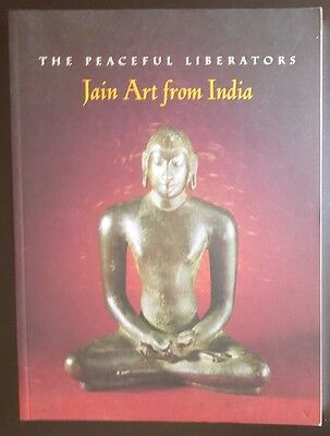 The Peaceful Liberators: Jain Art from India Exhibition Catalogue Archaeology