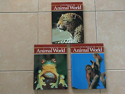 Encyclopedia Of The Animal World Volume 1 - 21