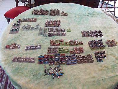 Over 1000 Mostly Painted 15mm Romans and Persians