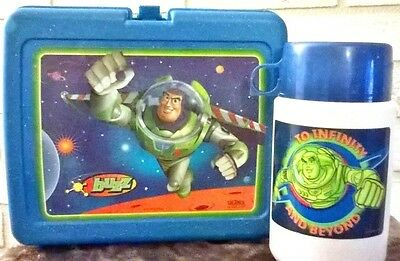 Toy Story 2 Buzz Lightyear Lunchbox & Thermos