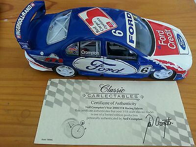 1:18 Ford Au Falcon 2000 Neil Crompton 6 Ford Tickford Racing