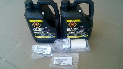 VW AUDI DSG oil, Genuine filter, oil seal and washer