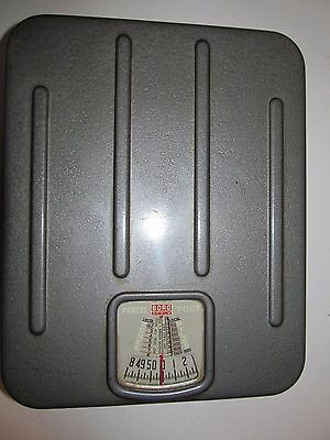 Vtg Parcel Borg Scale Dated Oct 1, 1953