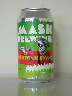 375Ml Mash Brewing - Contradiction Beer Can