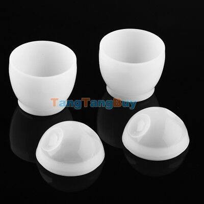 2PCS Microwave Oven Egg Poacher Cup Egg Mould Practical Cookware Kitchen Tool