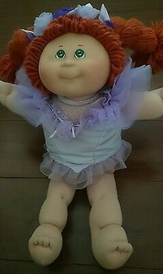 Cabbage Patch Doll,  Good Condition.