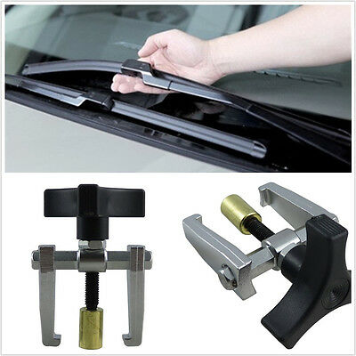 Portable Adjustable 2-Paw Autos Windshield Wiper Arm Puller Removal Install Tool