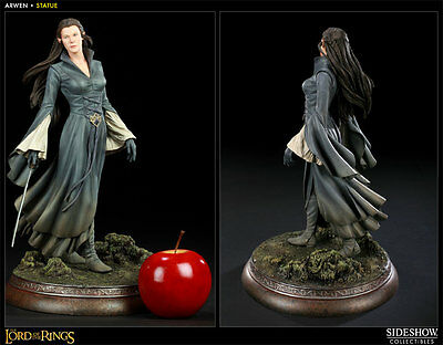 Sideshow Arwen Polystone Statue Lord Of The Rings Hobbit Señor Anillos Esdla