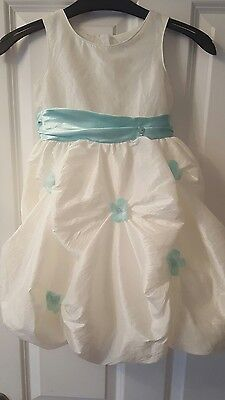 girls party/bridesmaid/flower girl dress age 5