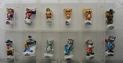 Tom and Jerry Figurines