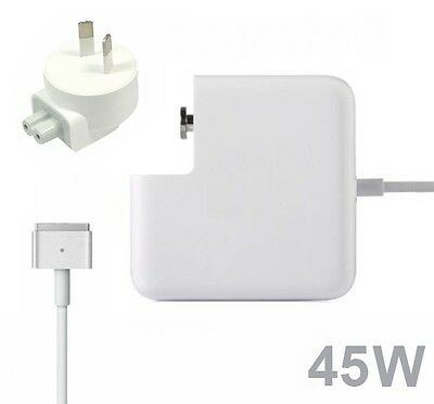 45W AC Power Adapter charger T-Tip for Apple MacBook Air A1465 A1466 MD232