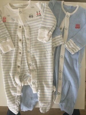Boys Next Baby Grows 0-3 Months