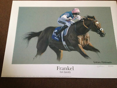 Limited Edition Frankel Print Fantastic !!!
