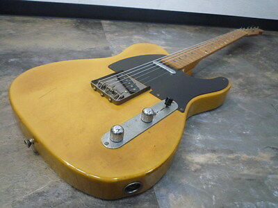 Fender Japan Telecaster in good condition from Japan