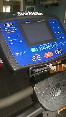 Stairmaster stepper 4600 CL free climber gym keep fit
