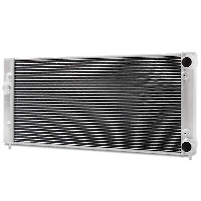 45MM ALUMINIUM ALLOY CORE RADIATOR FOR VW VOLKSWAGEN GOLF MK3 2.0 GTI 8V 16v