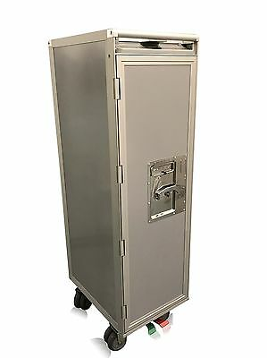 New Grey Airline Aircraft Half-Size Catering Cart / Trolley