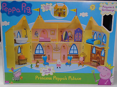 Peppa Pig Princess Peppa's Palace Amazing Playset