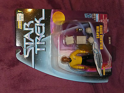Star Trek: Deep Space Nine Captain Benjamin Sisko action figure – new/unopened