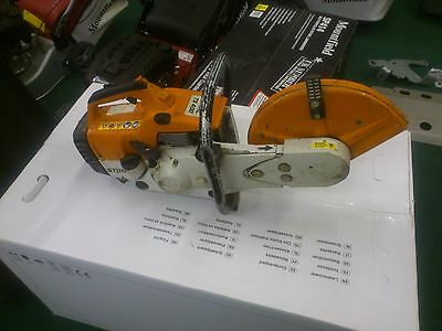 Stihl TS 400 stone cut off saw