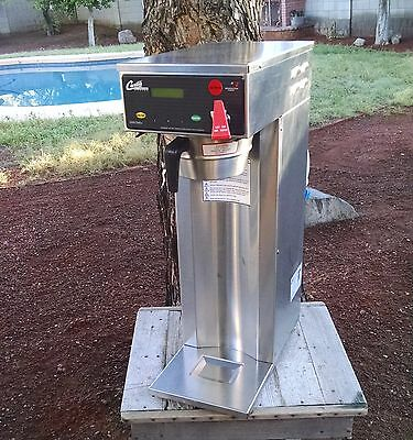 Wilbur Curtis D500GT G3 Single Airpot Coffee Brewer Commercial 120V Very Good