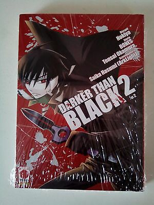 Darker Than Black 2 Di 2 - Planet Manga  -