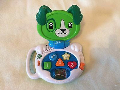 Leapfrog Scout My Talking Lap Pup Toddler Toy