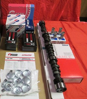 FORD 351W EFI Marine MASTER Eng Kit NO Pistons+Rings+Cam+Lifters+Gaskets  1-pc