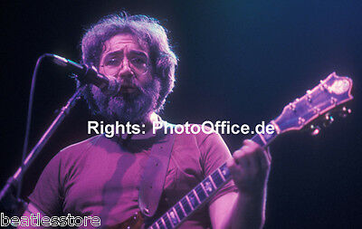 Grateful Dead / Jerry Garcia, 12 x 18 Concert Photo Poster, from orig. negative
