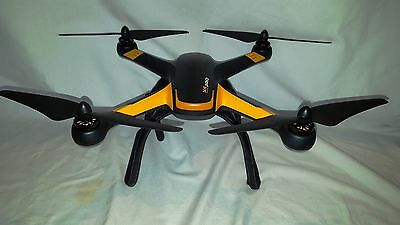 Hubsan X4 Pro H109S Drone Quadcopter Working But Faulty Used Few Times No Damage