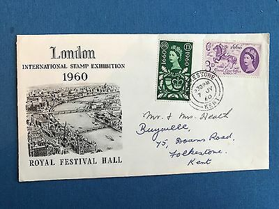 Great Britain, 1960 GLO First Day Cover