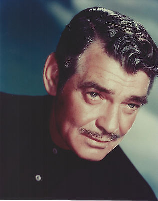 Clark Gable 8 X 10 Photo With Ultra Pro Toploader