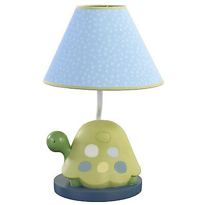 Turtle Reef Lamp and Shade by Cocalo