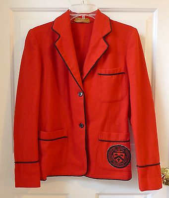 Vintage Women's University of New Brunswick Jacket Blazer - small