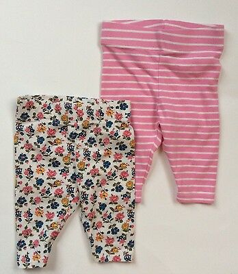 Mini Boden Baby Girls 0-3 Months Leggings Lot