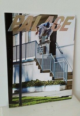 NEW Palace Skateboards magazine issue 1 first Lucien Clarke Rory Milanes